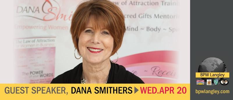BPW Guest Speaker Dana Smithers